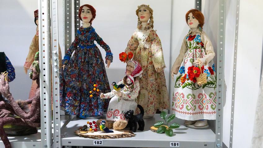 На АРТ - Галерее, Казань 2020::Арт-галерея, октябрь 2020