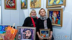 Г. Шакирова, А. Пурелиани,  АРТ - Галерея, Казань 2020