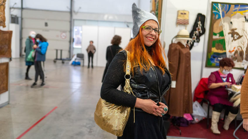 Елена Баймяшкина. АРТ - Галерея, Казань 2020::Арт-галерея, октябрь 2020
