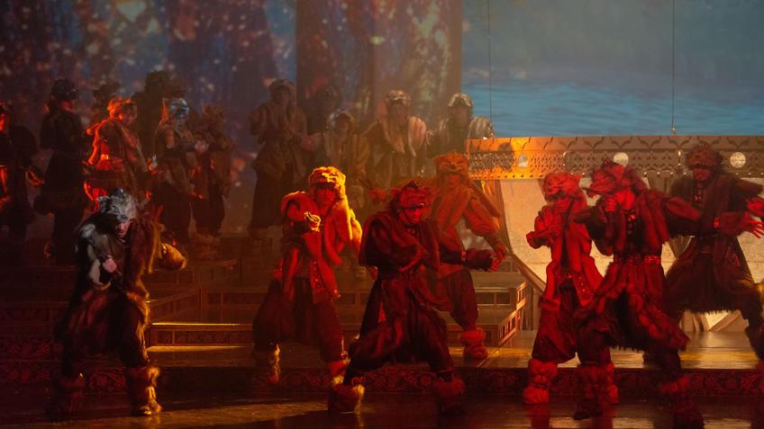 ::Мюзикл «Алтын Казан»