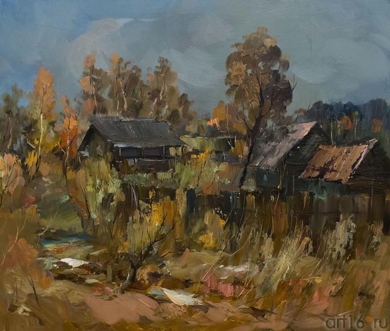 Длачная осень. 2011. Елин И.В. 1961::Искусство чувашского народа