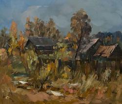 Длачная осень. 2011. Елин И.В. 1961