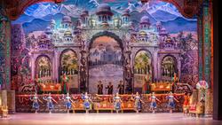 XXXIII Международный фестиваль классического балета имени Рудольфа Нуриева
