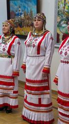 Чувашский фольклорный ансамбль