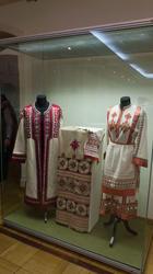 Чувашский костюм.  Симакова М.В. 1934