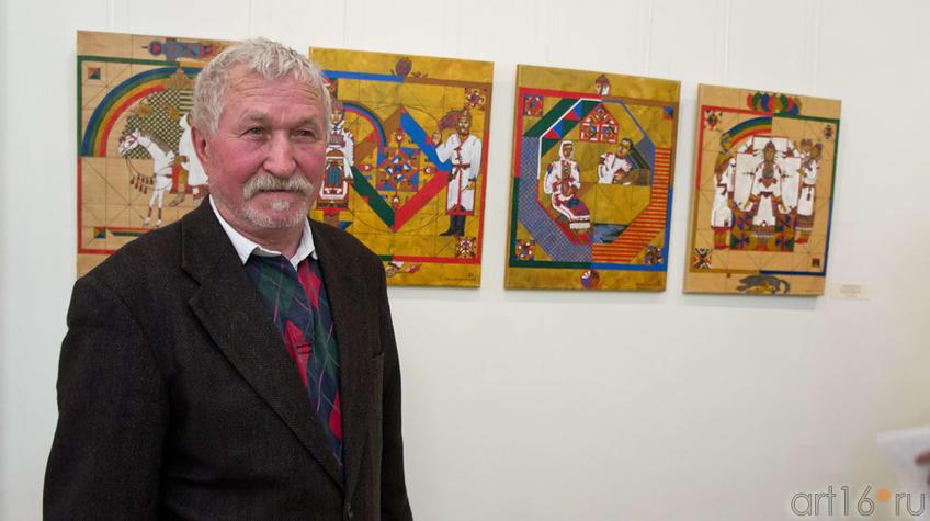 Праски Витти::Искусство чувашского народа