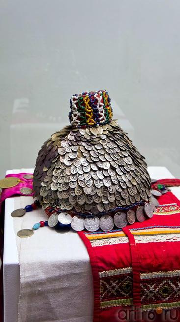 Хушпу. Женский головной убор (чувашский)::Искусство чувашского народа