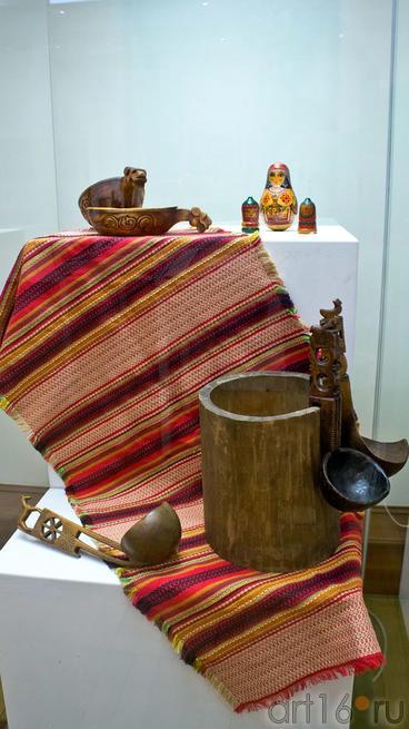 Домашняя утварь::Искусство чувашского народа