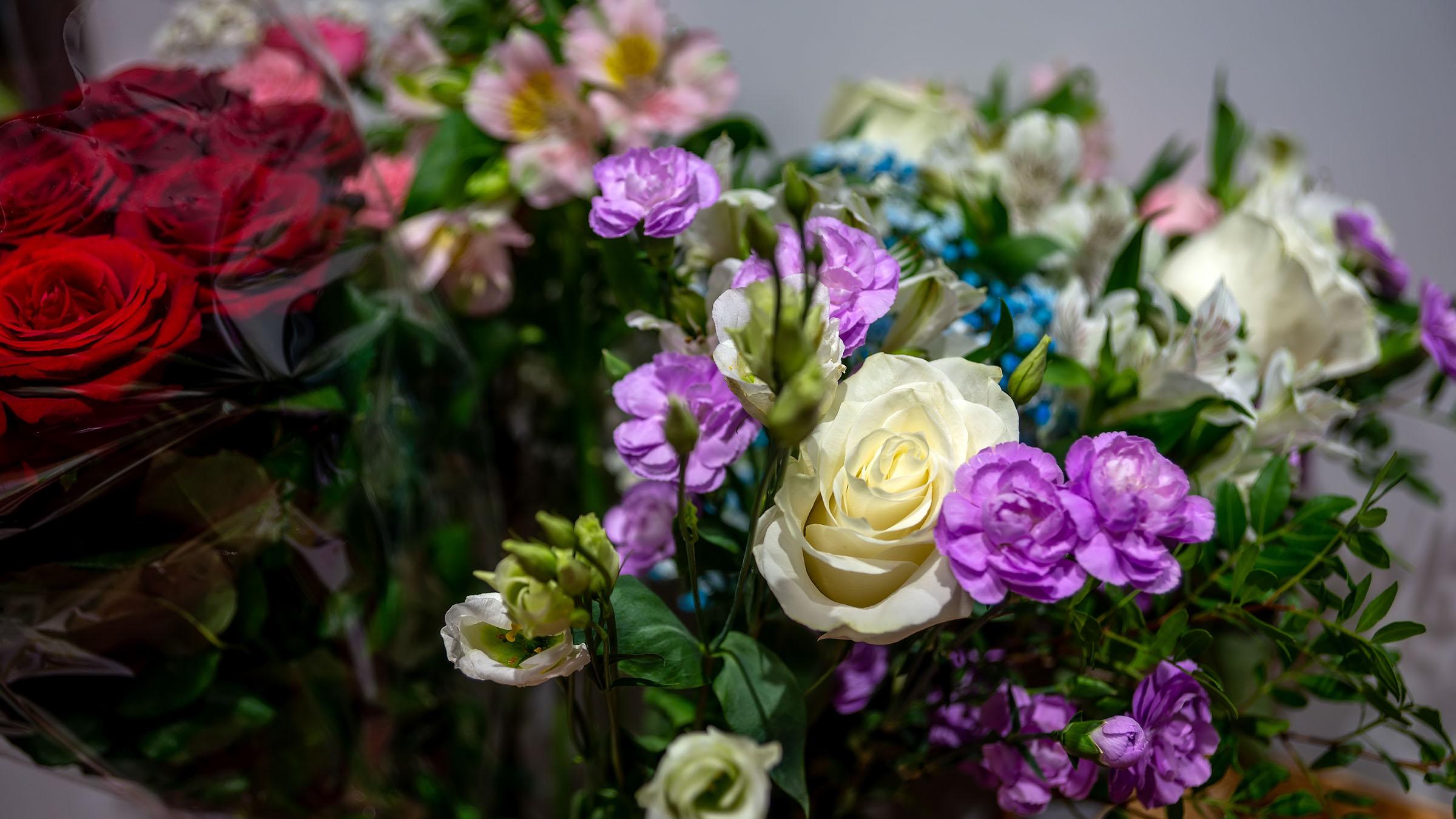 Букет цветов::Сентиментальное настроение (Дуэт АняМаня, Н. Григорьева)