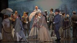 «Пиковая Дама». П.И.Чайковский, опера в 3-х действиях