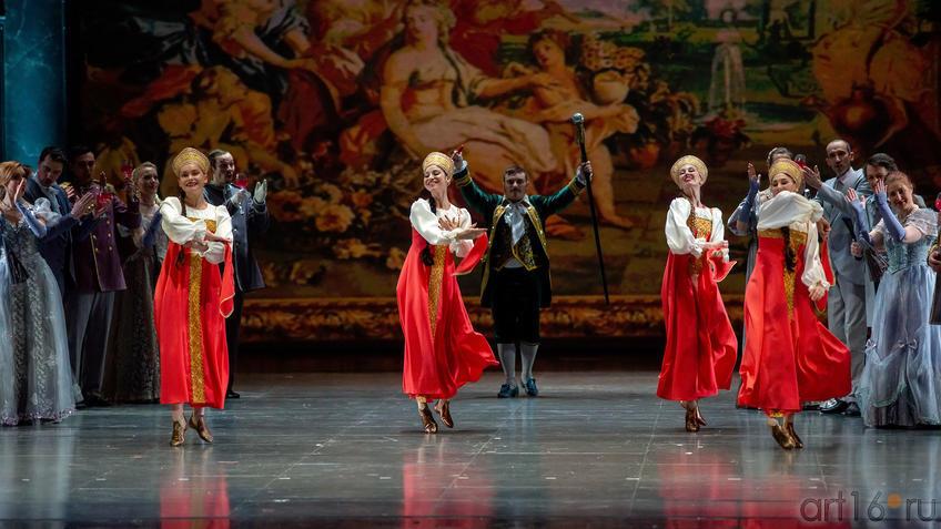 ::«Пиковая Дама». П.И.Чайковский, опера в 3-х действиях