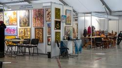 Арт-выставка «Зимний вернисаж» 2021