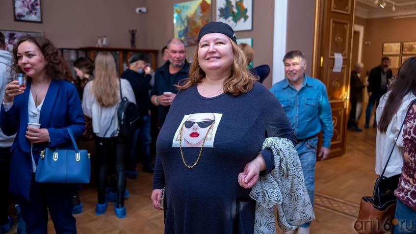 Инесса Фахрутдинова::Елена Острая «Рождение иллюзий»