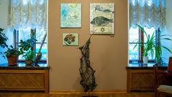 «Апокалипсис. Возрождение ». Адель Халиуллин (скульптура), Анна Федорова (живопись)