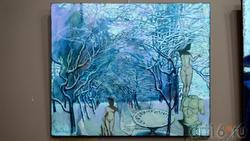 Зимний сад. Анна Федорова