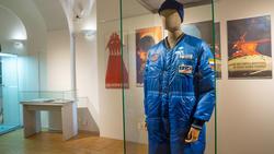Комбинезон космонавта Н.М.Бударина. Россия (1995-2003)