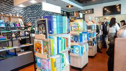 Книжный магазин, литературное кафе «Татмедиа»