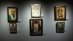 Портреты мастеров казанской школы