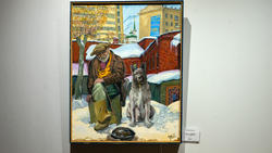 На службе. 2006. Рустем Фатахов