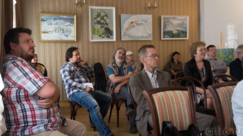 Фото №98973. Гости праздничного вечера в честь 15-летия «Белой вороны»