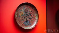 Блюдо. Китай. Выставка «Пять символов счастья