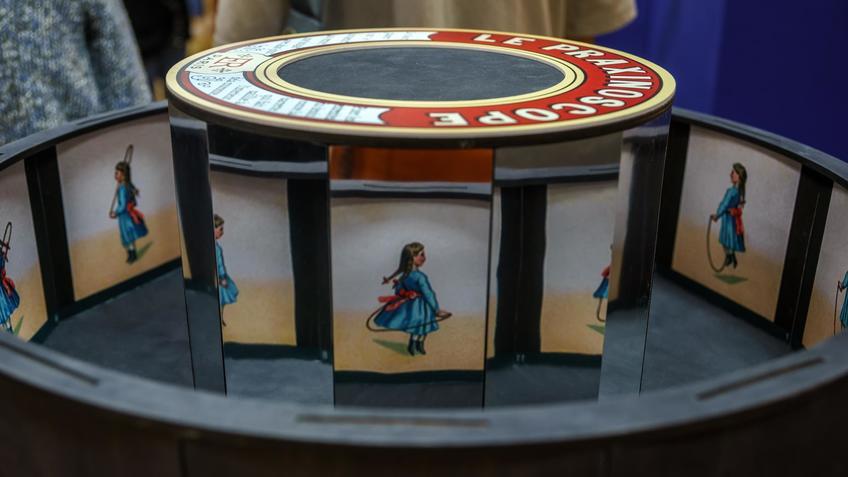 ::Выставка анимационных игрушек «ПРЕСИНЕМА»