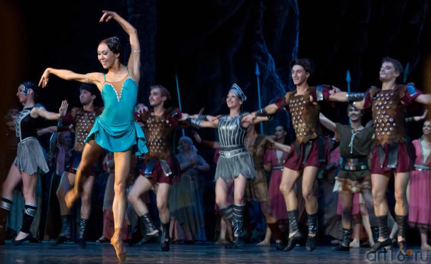 Фото №99249. балет Спартак (1)