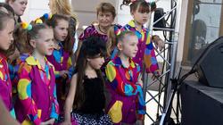 Участницы праздничного концерта.