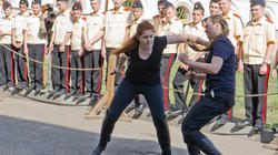 Хабаровский бой - «Мастер клинка»