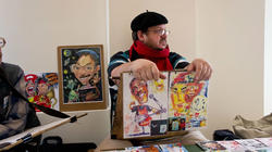 В.Бибишев, карикатурист