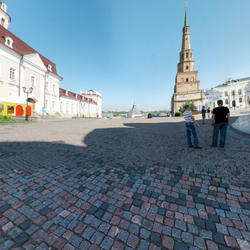 ул.Шейнкмана. 3-х мерная панорама